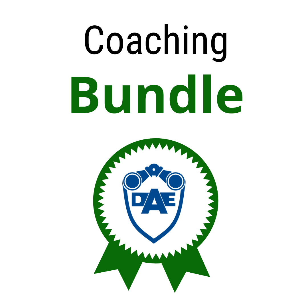 Coaching Bundle - 10 sessions