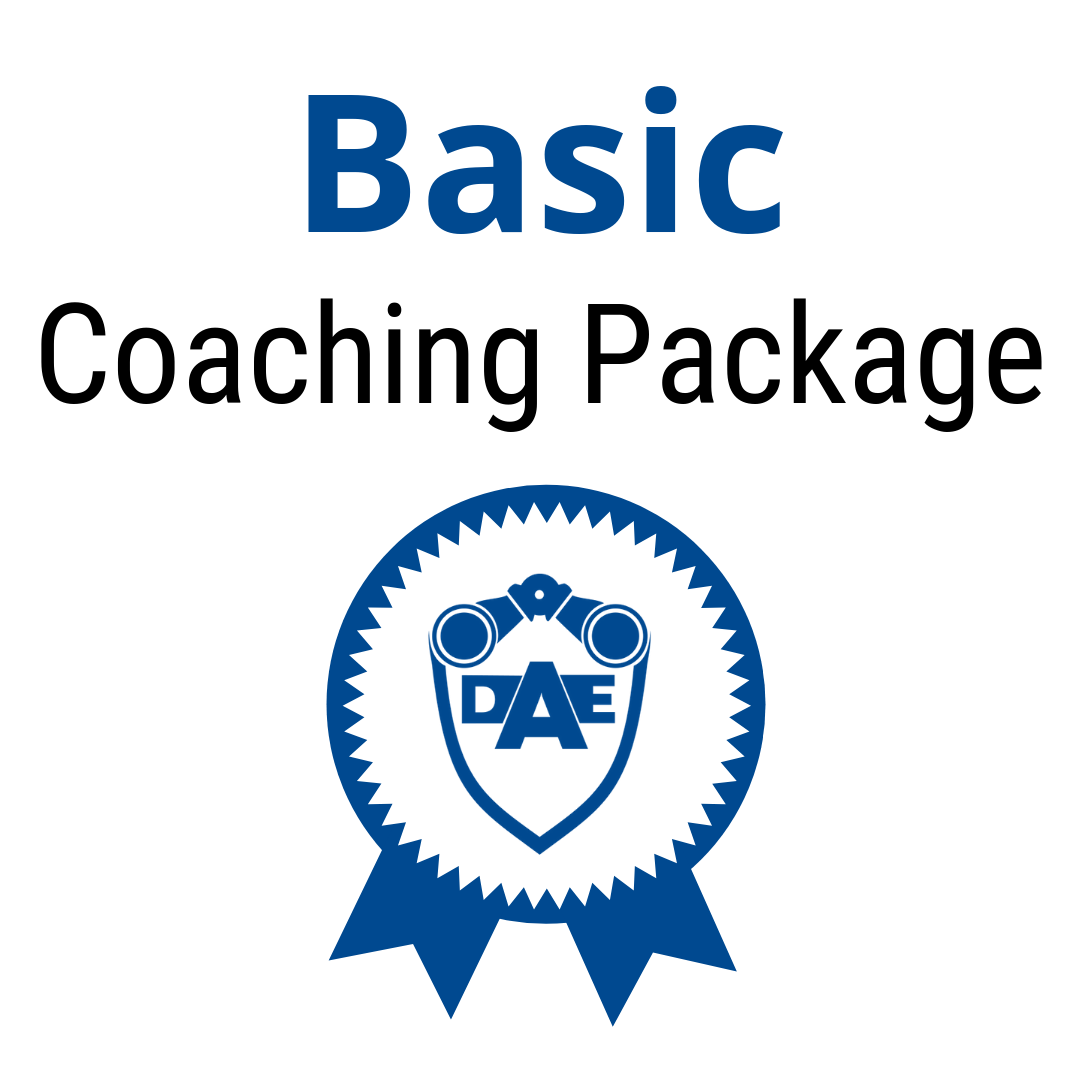 Basic Coaching Package