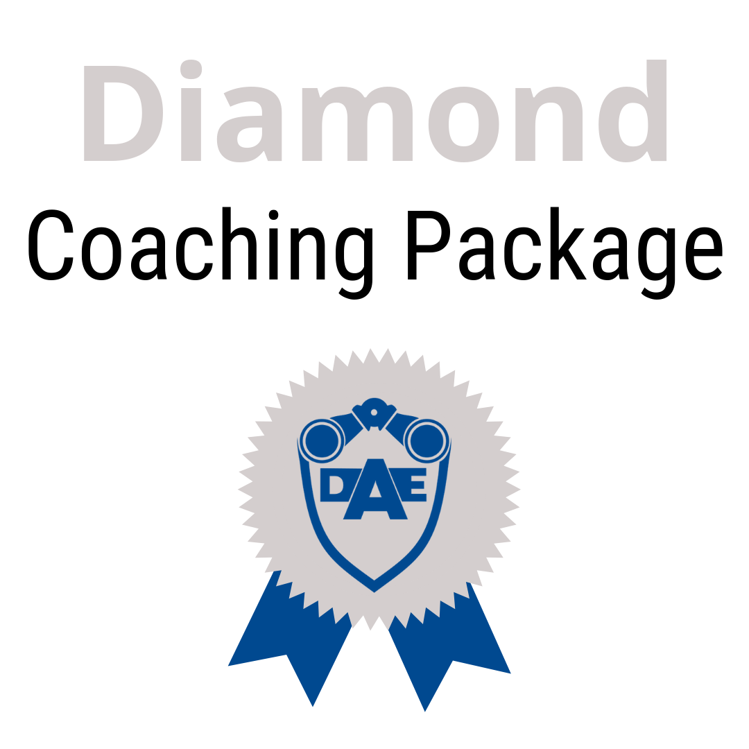 Monthly Coaching Package - Diamond