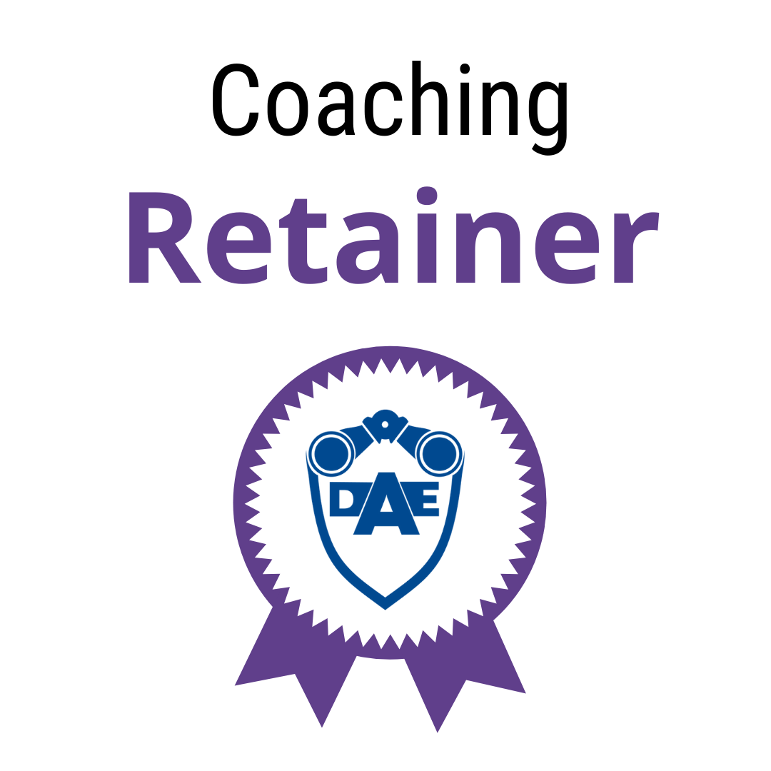 Monthly Coaching Retainer