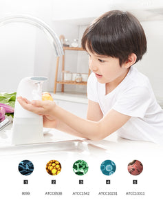 Auto Induction Foaming Smart Hand Mi Washer Wash 0.25s Infrared Induction Touch-less Soap - NeobitShop