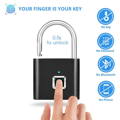 On Sale - 2019 New Fingerprint Lock(Buy 2 FREE delivery)