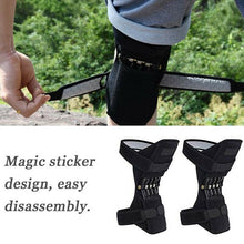 Load image into Gallery viewer, Power Lift Knee Stabilizer Pads Powerful Rebound Spring Force Knee Joint Support