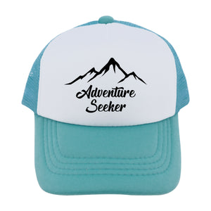 Adventure Seeker Trucker