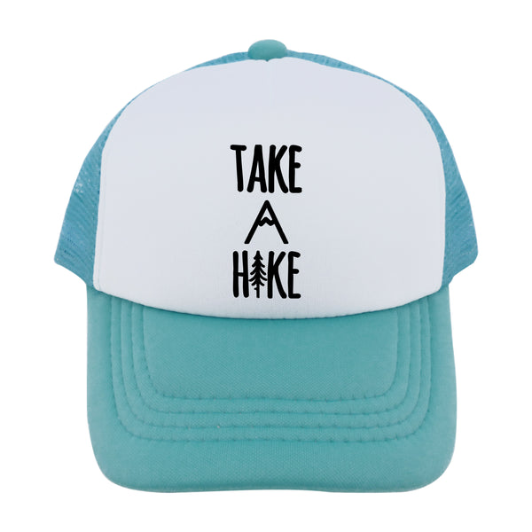 Take A Hike Trucker