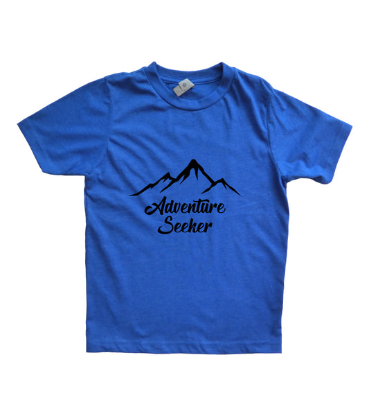 Adventure Seeker Youth Boy's Shirt
