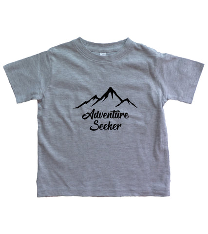 Adventure Seeker Toddler Shirt Wholesale