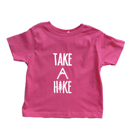 Take A Hike Infant Shirt