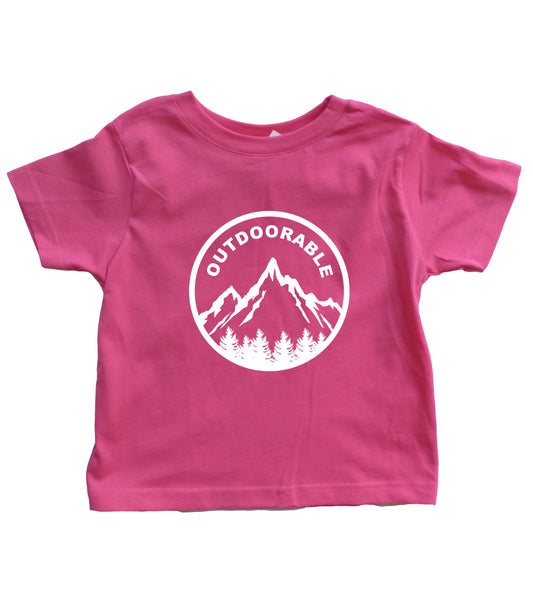 Outdoorable Toddler Shirt