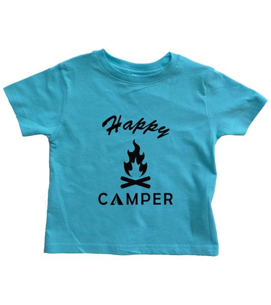Happy Camper Infant Shirt