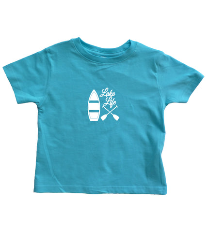 Lake Life Infant Shirt