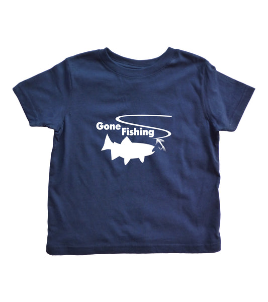 Gone Fishing Infant Shirt