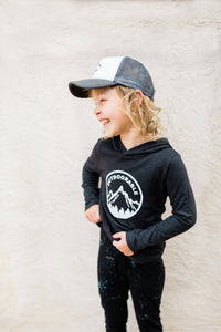 Outdoorable Light Weight Charcoal Hoodie