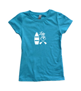 Lake Life Girls Youth Shirt