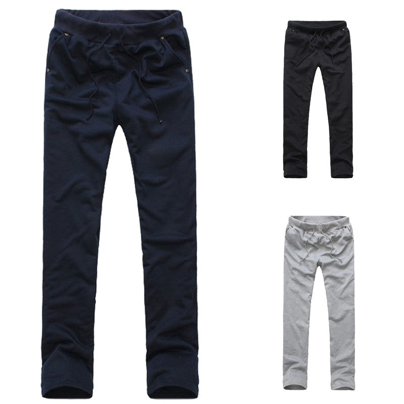 Mens Casual Tracksuit bottoms