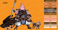 Load image into Gallery viewer, General Buu with Warrior Hound Bee