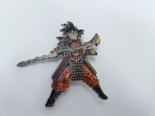 General Goku with Shenron Crescent Blade