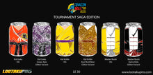 Load image into Gallery viewer, Dragon Ball Soda - Tournament Saga Edition (Kid Goku, Kid Krillin, Master Roshi)(PREORDER)