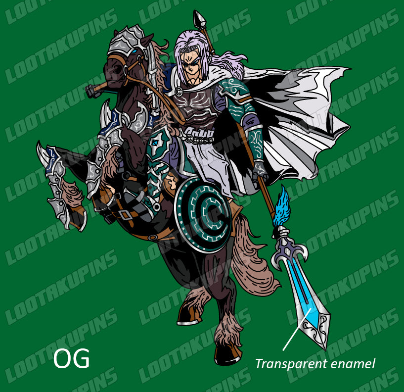 General Trunks with Spear of Hope (Pre-order price 10% off)