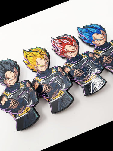 Dragon Ball Inked Heroes - Vegeta