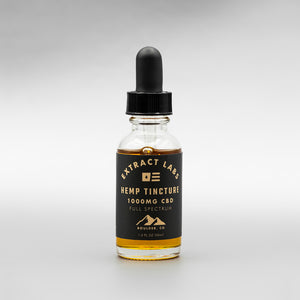 Extract Labs 1000mg 30ML Tincture