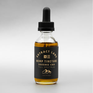Extract Labs 2000mg 60Ml Tincture