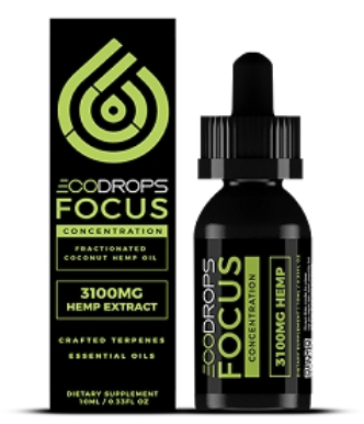 EcoDrops Focus 10ml