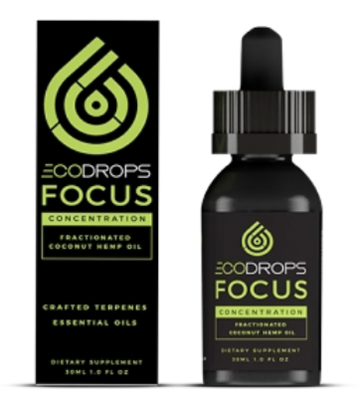 EcoDrops Focus 30ml