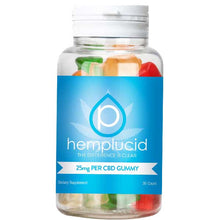 Load image into Gallery viewer, HEMPLUCID GUMMIES