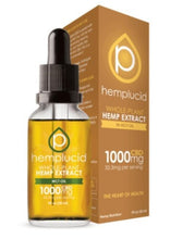 Load image into Gallery viewer, HEMPLUCID SUBLINGUAL - MCT OIL
