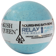Load image into Gallery viewer, KUSH QUEEN BATH BOMBS