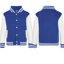 Load image into Gallery viewer, Personalised Kids Varsity Jackets