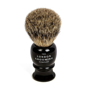 Pure Shave Brush (Matte Black)
