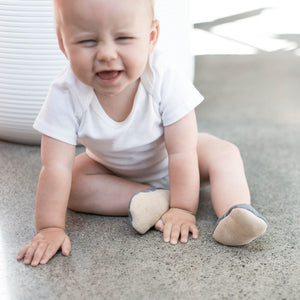 Sherpa Lined Baby Shoes