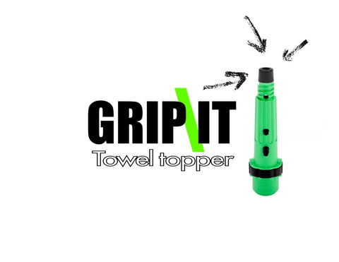 Grip It Towel Topper