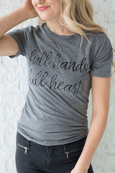 Full Heart Full Hands Tshirt