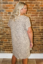 Load image into Gallery viewer, AnnaLee animal print dress