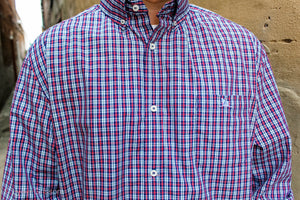 Featherweight button-down Maple