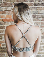 Load image into Gallery viewer, Snakeskin Bralette