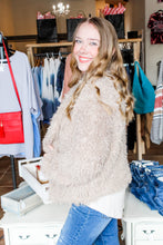Load image into Gallery viewer, Coco faux fur jacket
