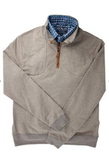 Load image into Gallery viewer, 1/4 zip Canterbury Bark Brown Jacket