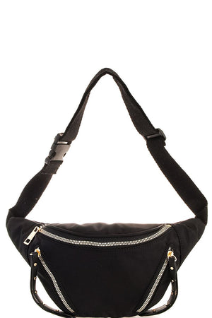 Designer trendy fashion waist bag