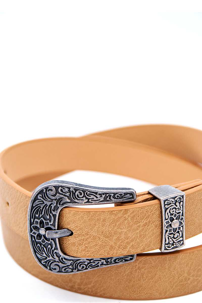 Fashion western chic belt