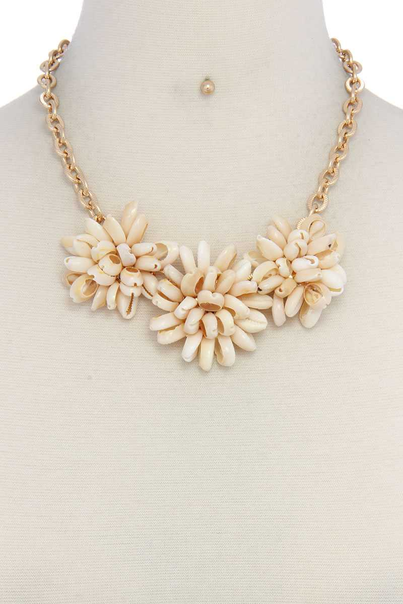 Chunky Shell Necklace