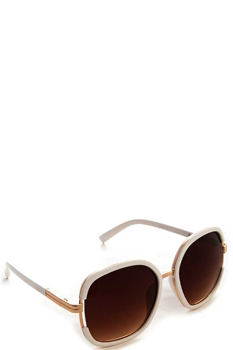 Fashion Princess Big Eye Chic Sunglasses