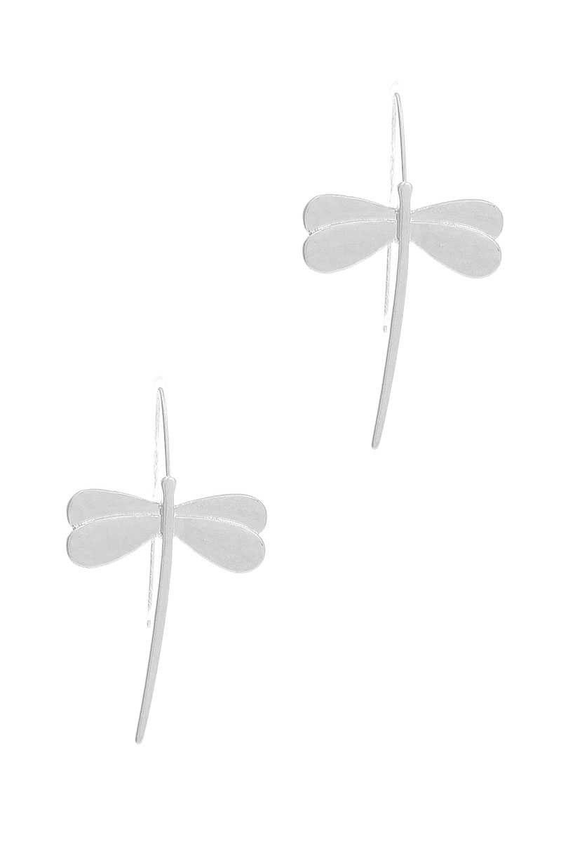 Fashion Dragonfly Modern Earring