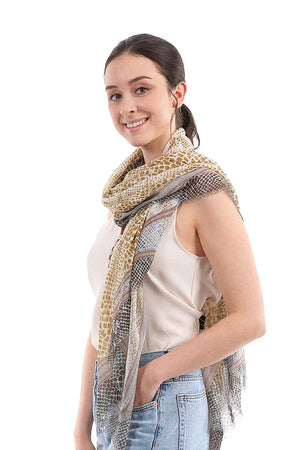 Hot Trendy Python Pattern Scarf
