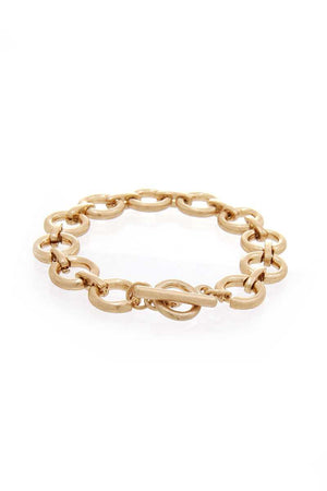 Trendy Metal Chain Bracelet