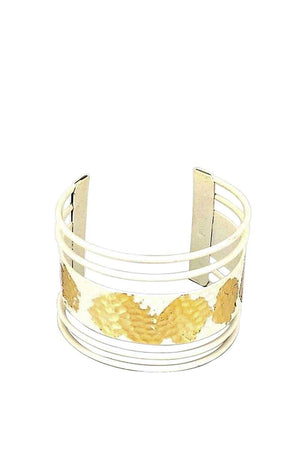 Fashion Gold Foil Stylish Bracelet