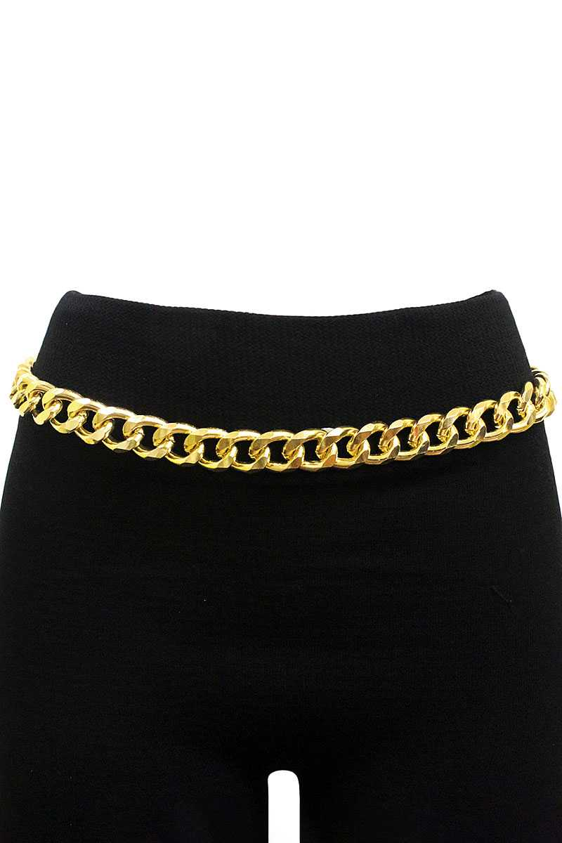 Fashion Thick Chain Belt
